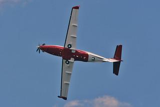 Pilatus PC-12/45 N327SF