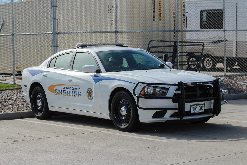 Larimer Sheriff: 2014 Dodge Charger | A 2014 model Dodge Cha… | Flickr