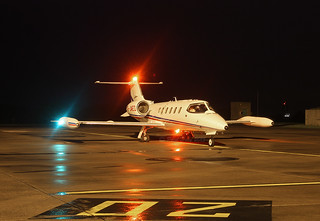 G-JMED Learjet 35A Air Medical Ltd