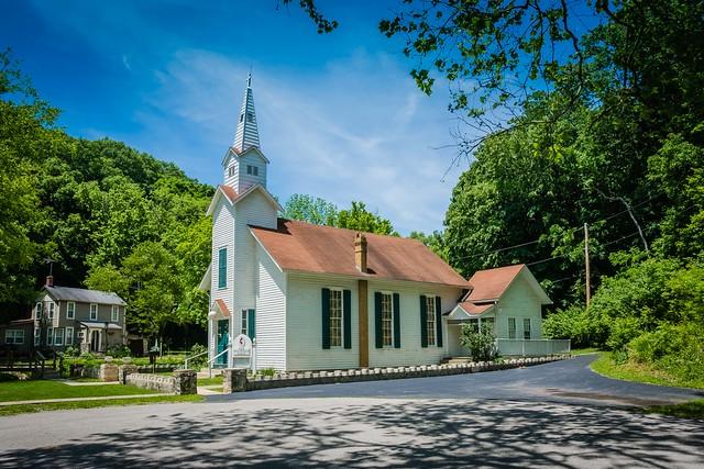 Elsah Church