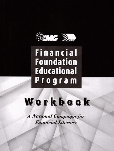 Financial Foundation Educational Program Workbook Photo | by successfulpinoy