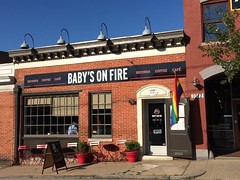 Baby's On Fire Cafe