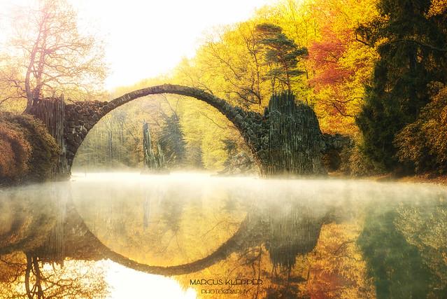 Rakotzbrücke Germany