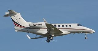 CS-PHB. Embraer 505 Phenom 300.