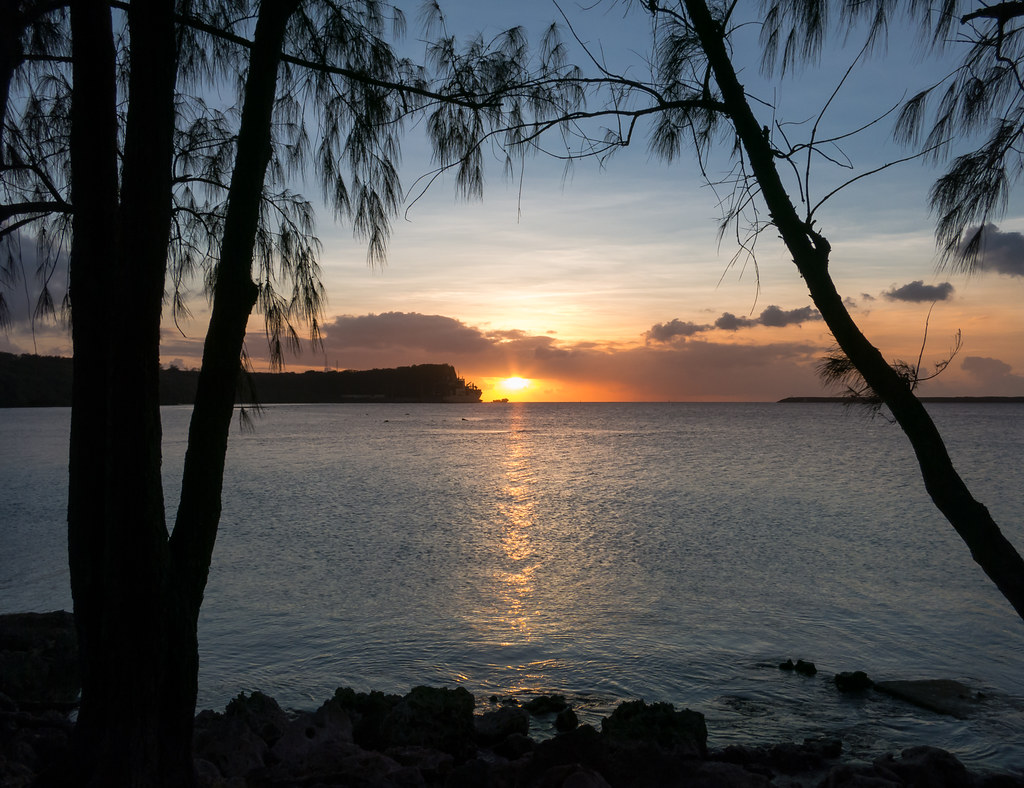 Orote Sunset II