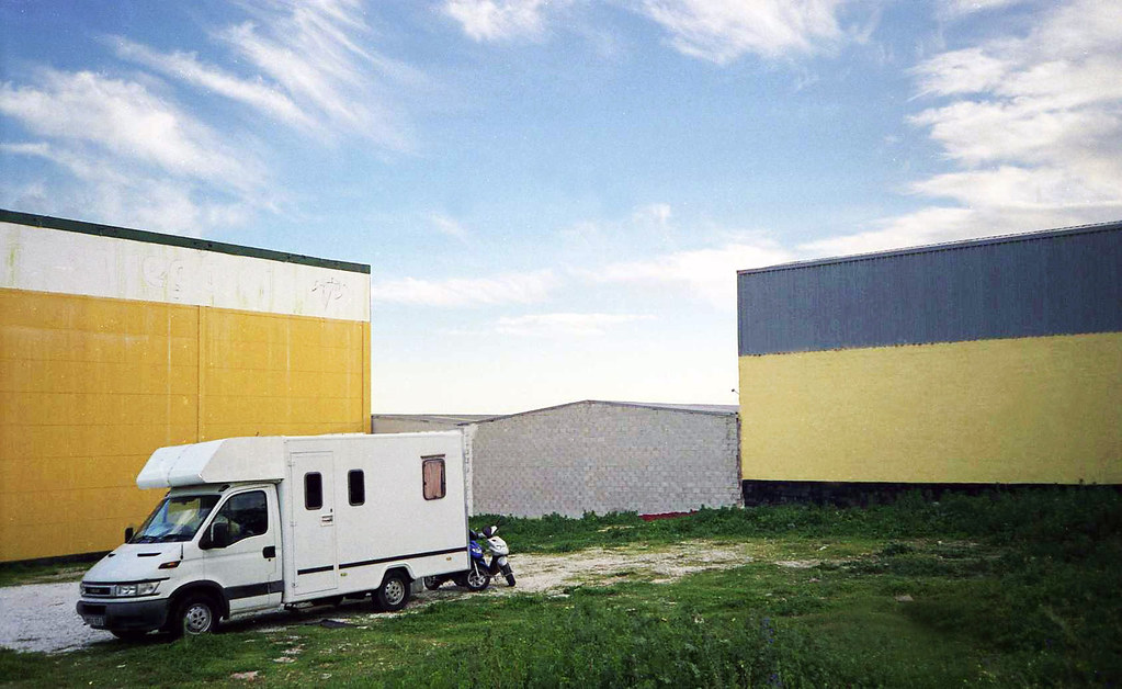 spanish caravan Malaga.Spain Please don't use this image o… Flickr