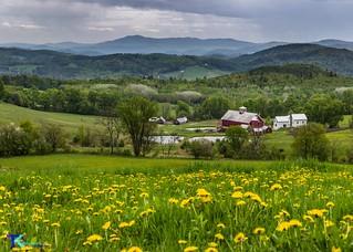 Northern Vermont in Spring   by Tim_NEK