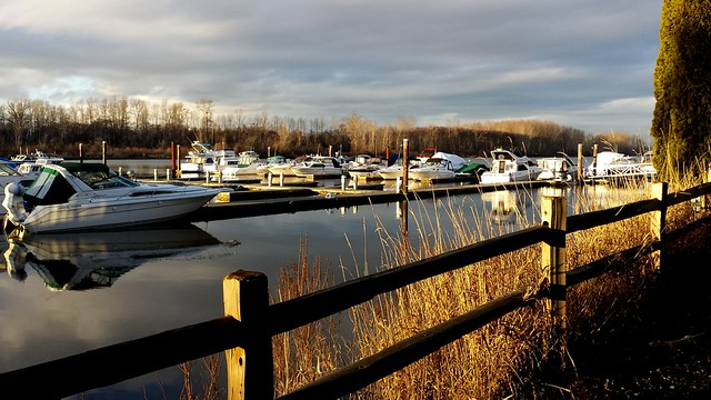 Ladner on the Phone: RiverHouse Marina