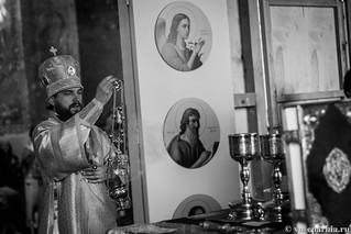 Литургия в Ильинском соборе 510
