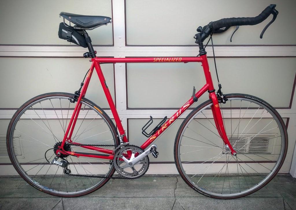 1992 Specialized Sirrus Sport | Jacob T  Meltzer | Flickr
