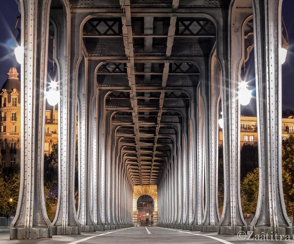 Pont De Passy Paris Hani Kirat Photography Flickr