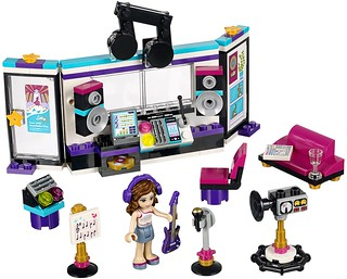 LEGO Friends 41103 - Pop Star Recording Studio | by www.giocovisione.com