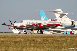 Private --- PIlatus PC-12 --- N492WA