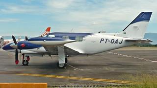 Piper PA-31T1 Cheyenne I - PT-OAJ