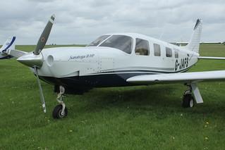 Piper PA-32R-301 Cherokee Saratoga II HP G-JAFS