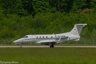 G-JAGA Embraer EMB 505 Phenom 300 E55P > LNX