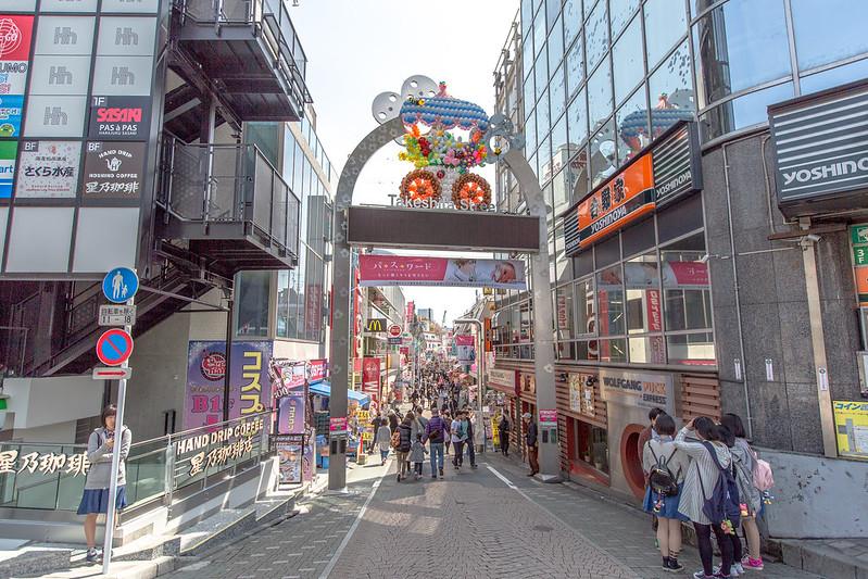 Takeshita Street - Tokyo