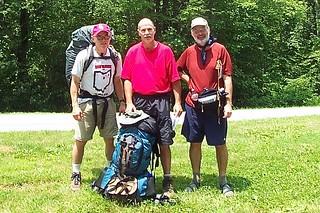 Appalachian Trail-Georgia 12