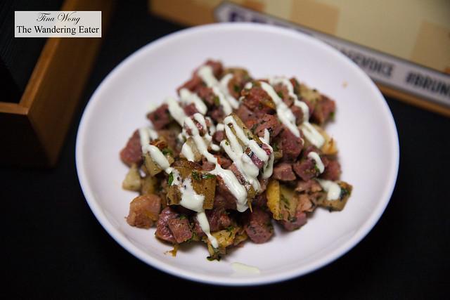 Corned Beef Hash by Mr Purple
