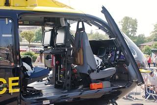 West MIdlands Police/National Police Air Service Eurocopter EC-135