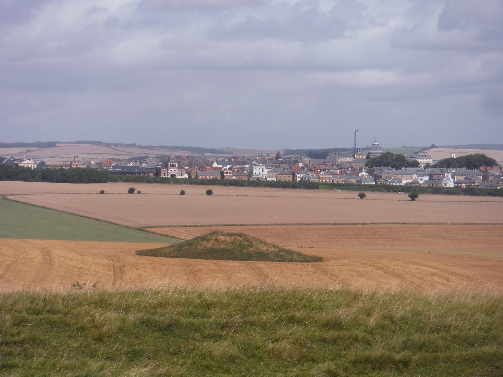 Barrow in Field and Poundbury SWC Walk 274 Dorchester South Circular or to Portesham