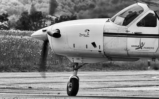 Cessna 208B Grand Caravan - F-GXMP, msn 179, Pamiers les Pujols