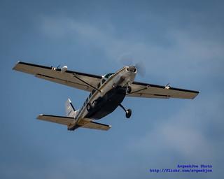 A Rising Kenmore Air Cessna Caravan...