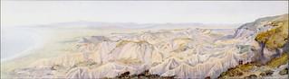 'The terrible country towards Suvla', Gallipoli 1915