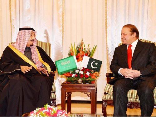 saudi-pakistan