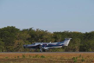 Pilatus PC-12 PR-DOG