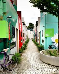Olympiadorf - Olympic Village Munich