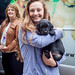 Puppy Delivery at Alaska Airlines