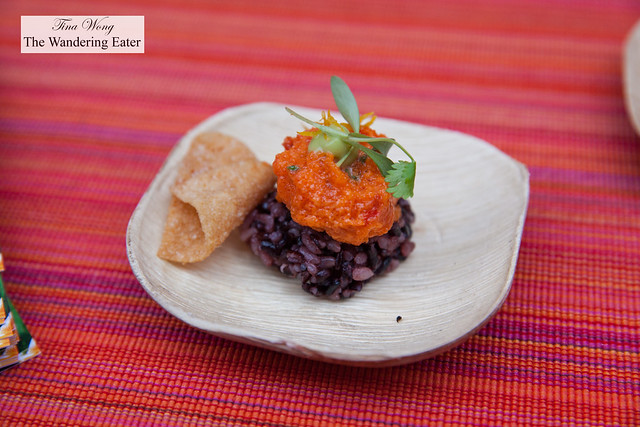 Spicy tuna donburi by Sushi Samba