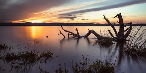 longexposure sunset silhouette canon landscape scotland loch waterscape 24105 lochleven grantmorris 5d3 grantmorrisphotography