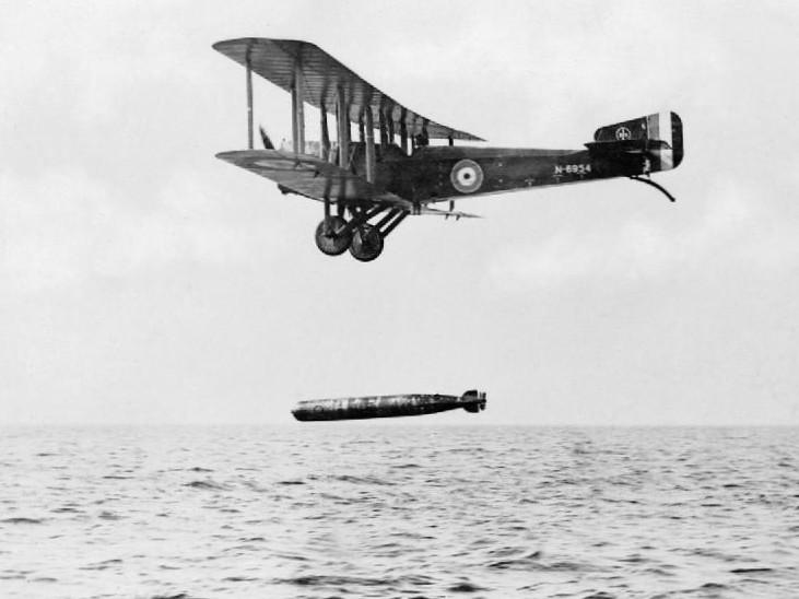 Sopwith Cuckoo torpedo bomber