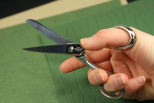 Handmade Scissors For Cutting Paper | by Virtualdistortion