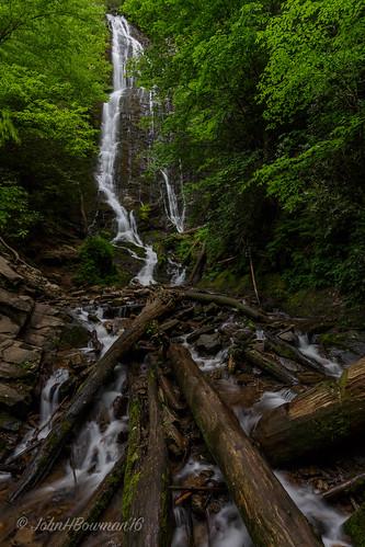 may northcarolina waterfalls 2016 riversandstreams mingofalls ncmountains mingocreek swaincounty cherokeereservation ncwaterfalls may2016 canon16354l