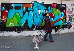 Street art Shanghai, China