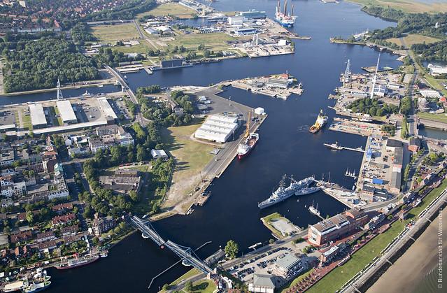 Luftaufnahmen Wilhelmshaven
