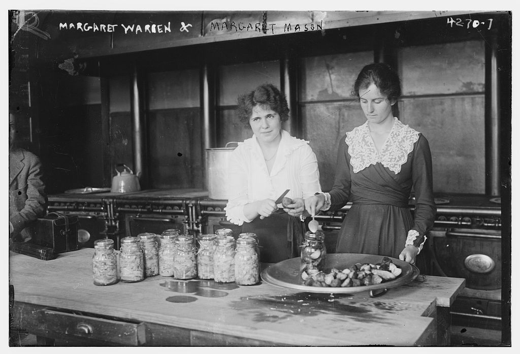 Margaret Warren & Margaret Mason (LOC)