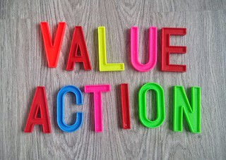 value and action | by palooja