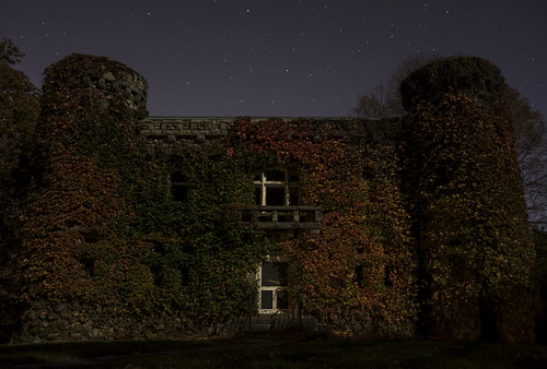 Camouflaged Castle   by Element1983