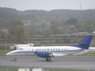 BAe Jeststream 41 - Eastern Airways - G-MAJK