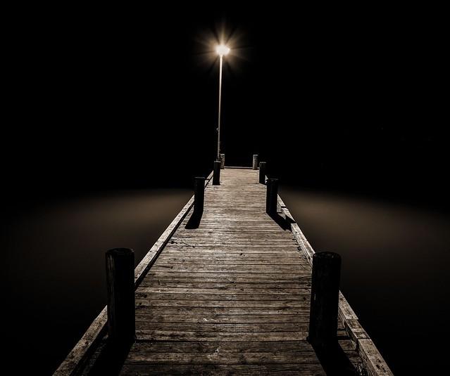 ~White Rock Dock~