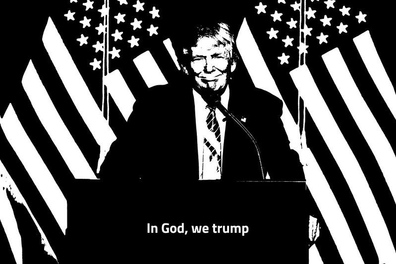 In God, we trump