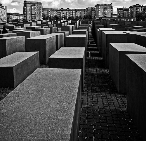 Memorial to the Murdered Jews of Europe | by Tigra K