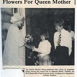 The Queen Mother, Jacqueline & Stephen Kellas (Alastran House)