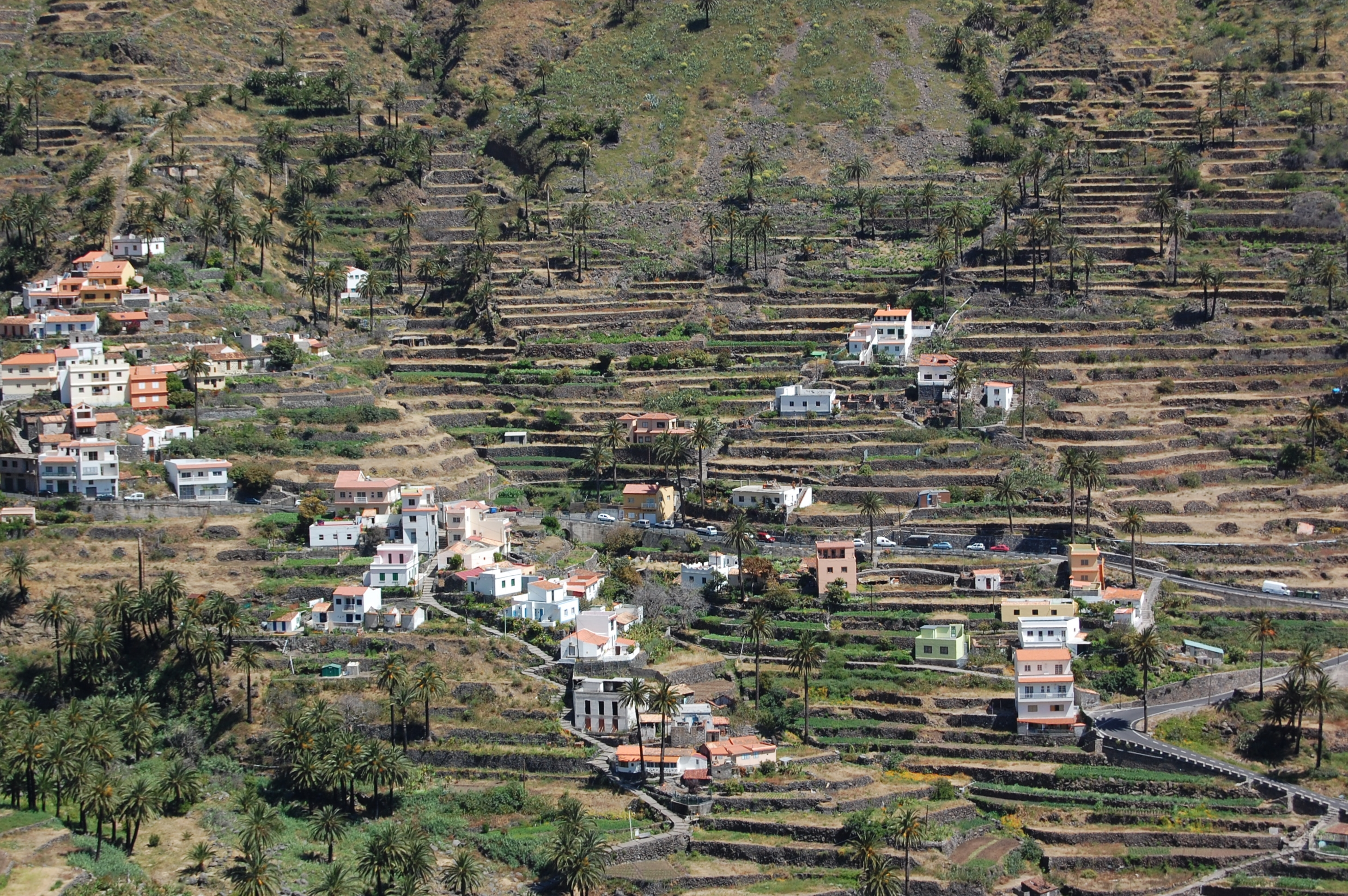 Terasy Valle Gran Rey