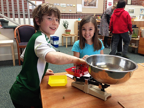 Upper Elementary - Science Experiment