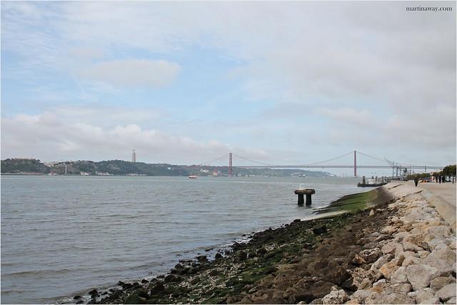 Curiosità su Lisbona: lungo il Tago